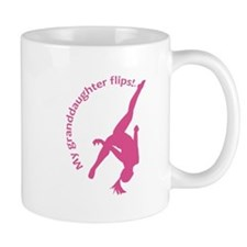 My Granddaughter Flips! Mug