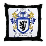 Blocase Coat of Arms Throw Pillow