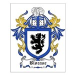 Blocase Coat of Arms Small Poster