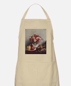 Fruit and Flowers Apron