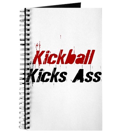 Kickball Kicks Ass Journal