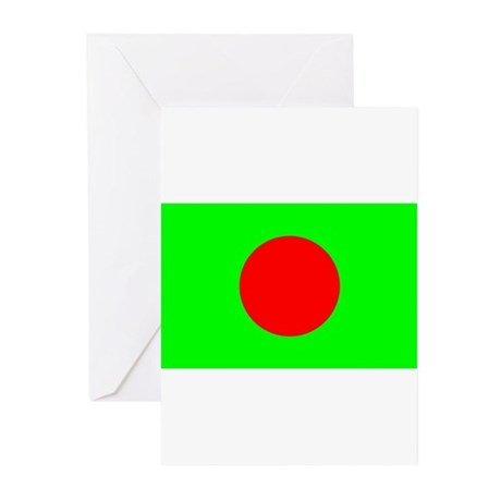 Bangladesh Greeting Cards (Pk of 10)
