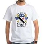 Bennie Coat of Arms White T-Shirt