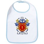 Bellenden Coat of Arms Bib