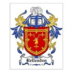 Bellenden Coat of Arms Small Poster