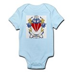 Balmakin Coat of Arms Infant Creeper