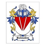 Balmakin Coat of Arms Small Poster