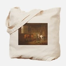 The Blacksmiths Shop Tote Bag