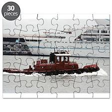 Puzzle:Tug Aloha State At Port Of Miami