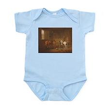 The Blacksmiths Shop Infant Bodysuit