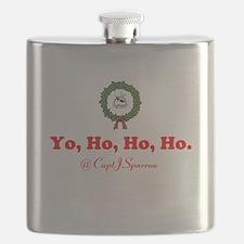 Yo, Ho, Ho, Ho Flask