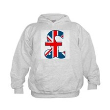 Union Jack Pound Hoody