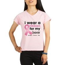 Grandmother Breast Cancer Performance Dry T-Shirt