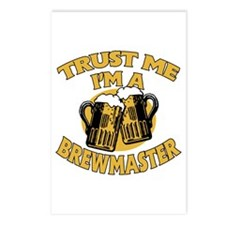 Trust Me I'm a Brewmaster Postcards (Package of 8)