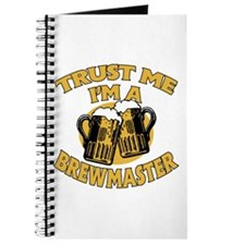 Trust Me I'm a Brewmaster Journal