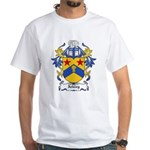 Arkley Coat of Arms White T-Shirt