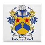 Arkley Coat of Arms Tile Coaster