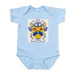 Arkley Coat of Arms Infant Creeper