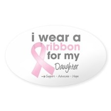 Daughter Breast Cancer Decal