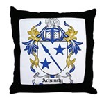 Achmuty Coat of Arms Throw Pillow