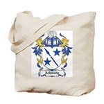 Achmuty Coat of Arms Tote Bag