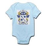 Achmuty Coat of Arms Infant Creeper