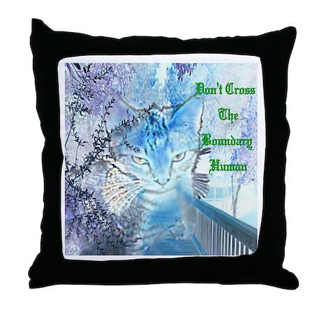 Spirit Guardian Throw Pillow