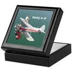 Silver Wings Wingwalking Keepsake Box
