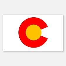 CO - Colorado Decal
