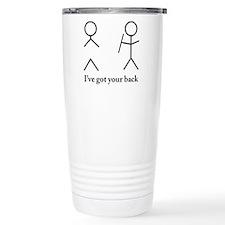 Cute Boss jokes Travel Mug