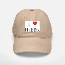 I love Halifax Baseball Baseball Cap