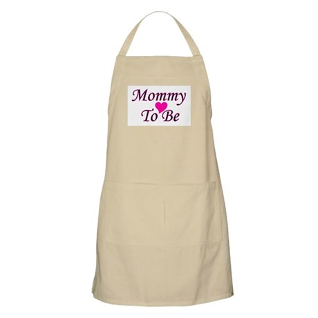 Mommy To Be BBQ Apron