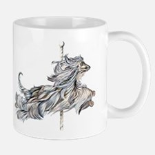 Afghan Hound Carousel II Mug