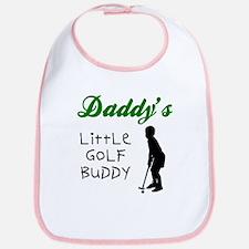 Dad's Golf Buddy Babys Bib