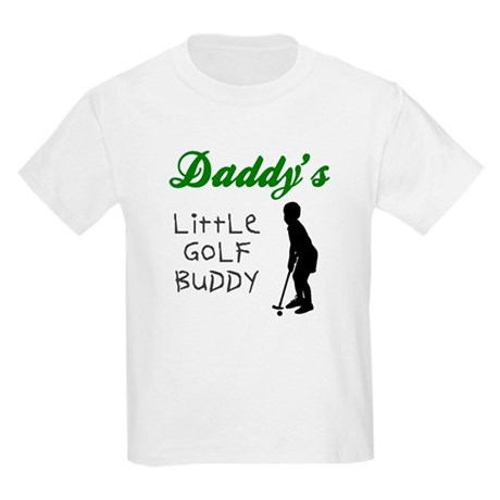 Dad's Golf Buddy Kids T-Shirt