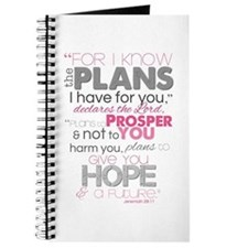 Plans to Prosper You Journal