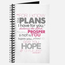 Plans to Prosper You Journal