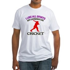 Cricket Design Shirt