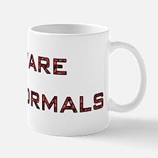 Beware The Normals Mug