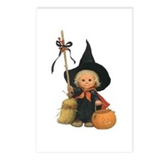 Little Witch Postcards (Package of 8)