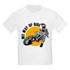 Navy Grandmother T-Shirt