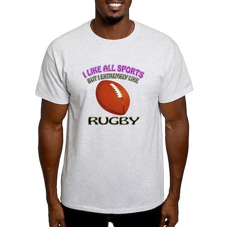 Rugby Design Light T-Shirt