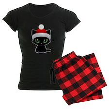 Bucky's Christmas pajamas