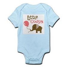 Little Cousin - Mod Elephant Body Suit
