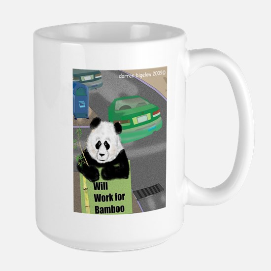 work for Bamboo Panda Mugs
