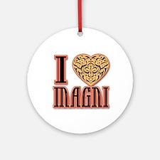 Magni Ornament (Round)