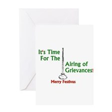 airingofgrievances Greeting Cards