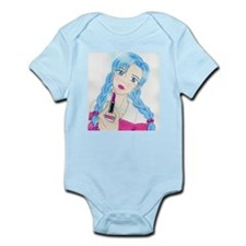 Shi Shi Loves Me Infant Bodysuit
