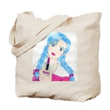 Shi Shi Loves Me Tote Bag