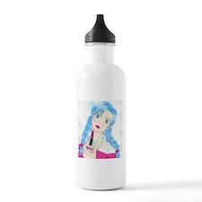 Shi Shi Loves Me Water Bottle